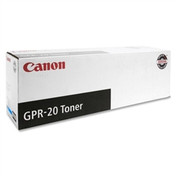 Canon GPR-20 Genuine Cyan Toner Cartridge 1068B001AA