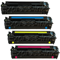Canon 4-Pack CRG-116 Compatible Toner Combo