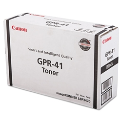 Canon GPR-41 Genuine Toner Cartridge 3480B005AA
