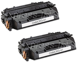 Canon GPR-41 2-Pack Compatible Toner Cartridge 3480B005AA