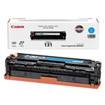 Canon CRG-131C Genuine Cyan Toner Cartridge 6271B001AA