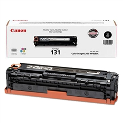 Canon CRG-131BK Genuine Black Toner Cartridge 6272B001AA