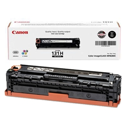 Canon CRG-131H Genuine Black Toner Cartridge 6273B001AA