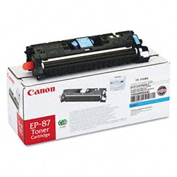 Canon EP-87C Genuine Cyan Toner Cartridge 7432A005AA