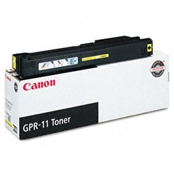 Canon GPR-11Y Genuine Yellow Toner Cartridge