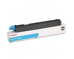 Canon 8641A003AA Genuine Cyan Toner Cartridge GPR-13