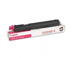 Canon 8642A003AA Genuine Magenta Toner Cartridge GPR-13