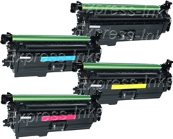 Canon GPR-29 4-Pack Compatible Toner Cartridge Combo