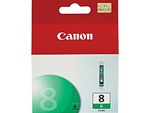 Canon CLI-8G Genuine Green Inkjet Ink Cartridge CLI-8