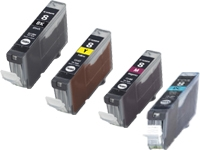 Canon CLI-8MULTI 4-Pack Inkjet Cartridges
