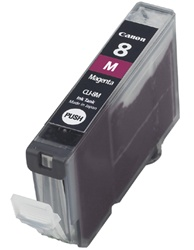 Canon CLI-8PM Photo Magenta Inkjet Ink Cartridge CLI-8
