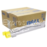 Dell 310-5808 Genuine Yellow Toner Cartridge