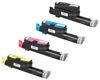 Dell 5110CN High Yield 4-Pack Toner Cartridge Combo