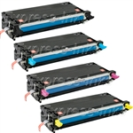 Dell 3115CN High Yield Compatible Toner Combo