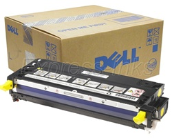 Dell 330-1204 Genuine Yellow Toner Cartridge