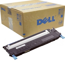 Dell 330-3015 Genuine Cyan Toner Cartridge