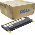 Dell 330-3579 Genuine Yellow Toner Cartridge