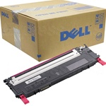 Dell 330-3580 Genuine Magenta Toner Cartridge