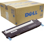 Dell 330-3581 Genuine Cyan Toner Cartridge