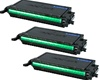 Dell 2145CN 3-Pack Black Toner Cartridge Combo 3HB2145
