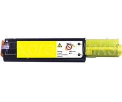 Dell 341-3569 Compatible Yellow Toner Cartridge