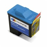 Dell Series 1 Tri-Color Ink/ Inkjet Cartridge T0530