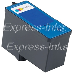 Dell Series 5 High Capacity Tri-Color Ink/Inkjet Cartridge R5974, M4646