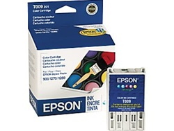 Epson T009201 Genuine Color Inkjet Ink Cartridge