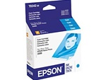 Epson T034220 Genuine Cyan Inkjet Ink Cartridge