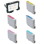 Epson T048120-T048620 6-Pack Ink Cartridge Combo