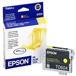 Epson T060420 Yellow Genuine Inkjet Ink Cartridge