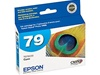 Epson T079220 (#79) Cyan Inkjet Ink Cartridge