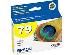 Epson T079420 (#79) Yellow Inkjet Ink Cartridge