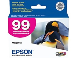 Epson T099320 (#99) Genuine Magenta Inkjet Ink Cartridge