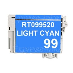 Epson T099520 (#99) Compatible Light Cyan Ink