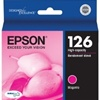 Epson T126320 Genuine Magenta Ink Cartridge #126