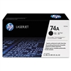 HP 92274A Genuine Toner Cartridge 74A