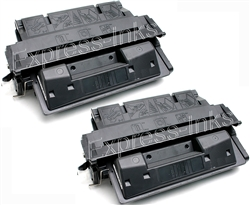 HP C4127X 2-Pack Toner Cartridge Combo C4127D