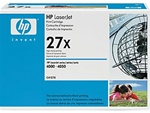 HP C4127X Black Toner Cartridge (27X)