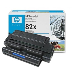 HP C4182X Genuine Black Toner Cartridge 82X