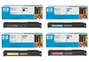 HP Color Laserjet 9500 Genuine Toner Cartridge Combo