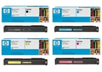 HP Color Laserjet 9500n Genuine Toner Cartridge Combo