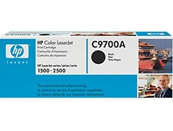 HP Color Laserjet 1500 Genuine Black Toner Cartridge