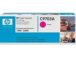 HP C9703A Genuine Magenta Toner Cartridge