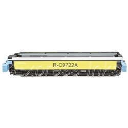 HP Color Laserjet 4610 Yellow Toner Cartridge