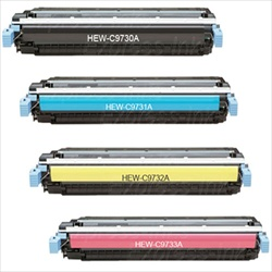 HP 5550 4-Pack Compatible Toner Cartridge Combo