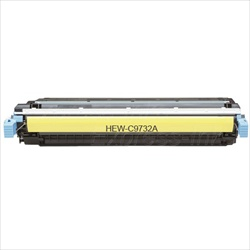 HP C9732A Compatible Yellow Toner Cartridge