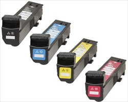 HP CP6015 4-Pack Compatible Toner Cartridge Combo