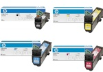 HP CM6040 4-Pack Genuine Toner Cartridge Combo