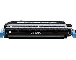 HP CB400A Black Toner Cartridge